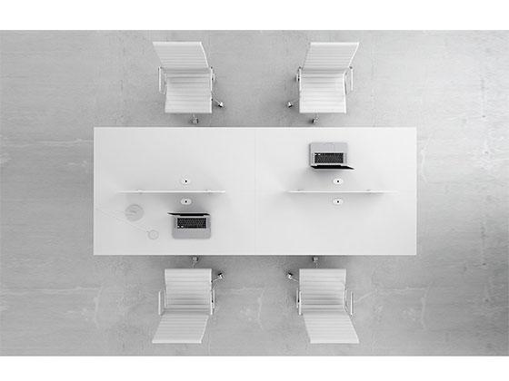 屏风卡位厂家-屏风式办公桌-品源办公桌