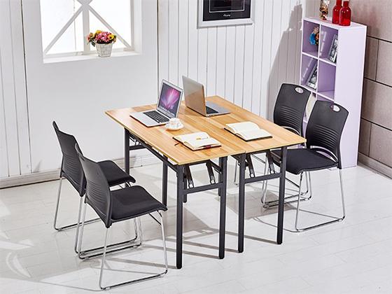 折叠会议桌生产厂家-会议桌尺寸-品源会议桌
