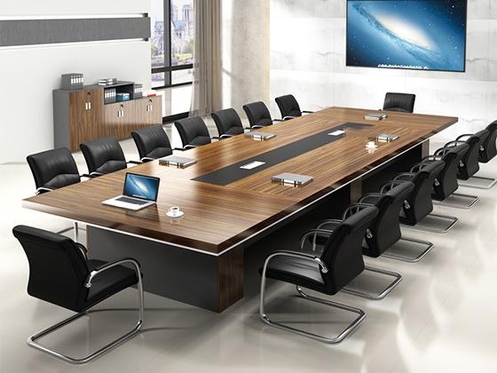 大型商务会议桌-办公室会议桌-品源办公室会议桌