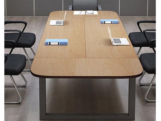 椭圆会议桌-会议桌定制-品源会议桌