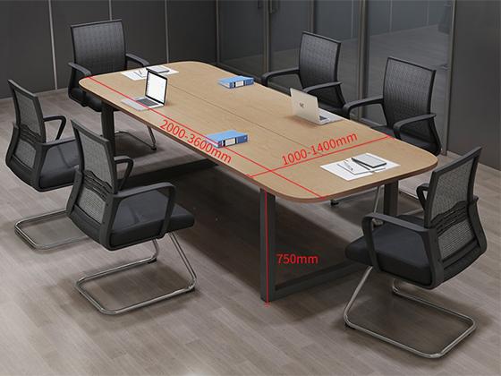 会议椭圆桌尺寸-会议桌-品源会议桌