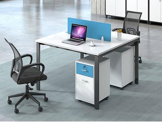时尚办公卡座-隔断办公桌-品源办公桌