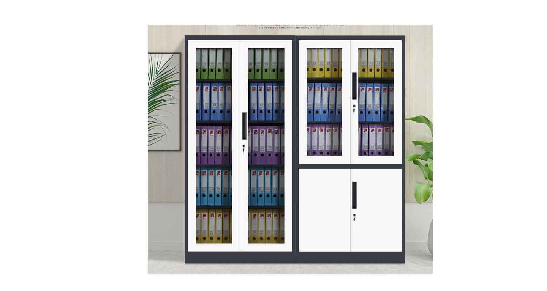 铁皮柜-办公室文件柜-品源文件柜