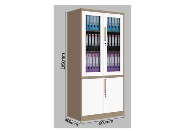铁皮柜子尺寸及价格尺寸-办公室文件柜-品源文件柜