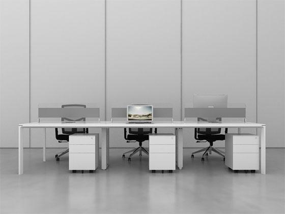高档隔断办公桌-隔断办公桌-品源办公桌