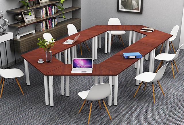 回型会议桌拼接