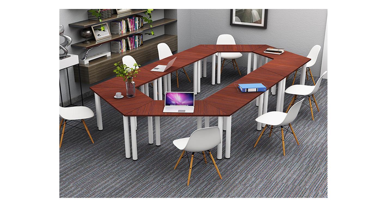 回型会议桌拼接-会议桌-品源会议桌