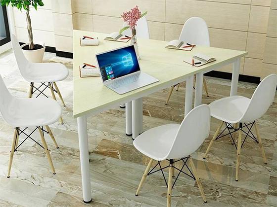 简易板式回型会议桌椅-会议桌-品源会议桌