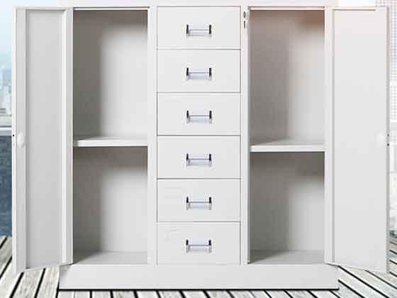 铁皮文件柜子-办公室文件柜-品源文件柜
