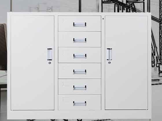 铁皮文件柜定制-文件柜定制-品源文件柜