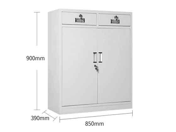 铁皮文件柜定制尺寸-办公室文件柜-品源文件柜