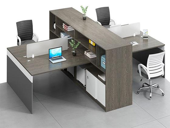 财务收费隔断-隔断办公桌-品源办公桌