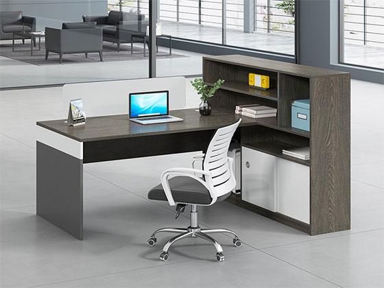 财务收费隔断-隔断式办公桌-品源办公桌