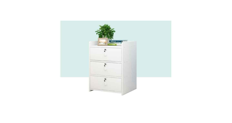 办公室用小放置柜-办公室文件柜-品源文件柜