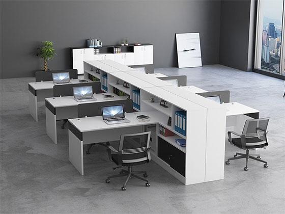 办公室隔档-隔断办公桌-品源办公桌
