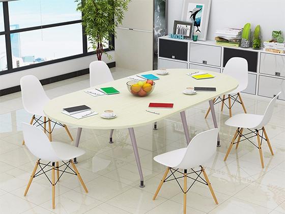 圆形会议桌的款式-办公室会议桌-品源办公室会议桌