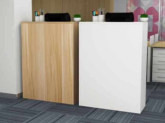 木制存放柜-办公室文件柜-品源文件柜