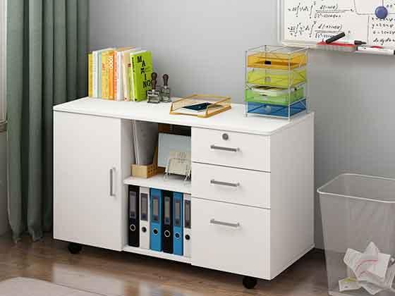 教室置物柜-定制衣柜厂家-品源文件柜