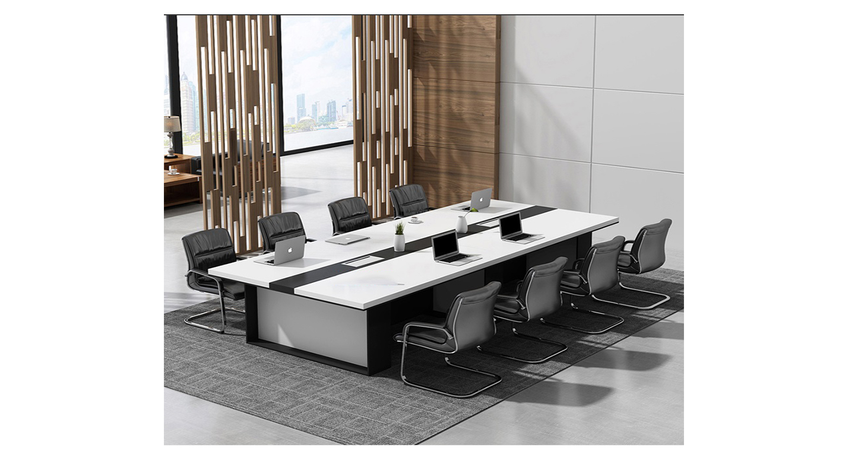 大型会议系统桌-会议桌-品源会议桌