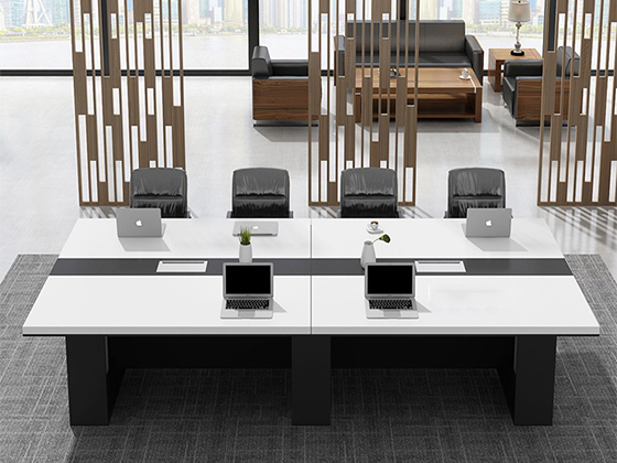 大型会议室家具-会议桌尺寸-品源会议桌