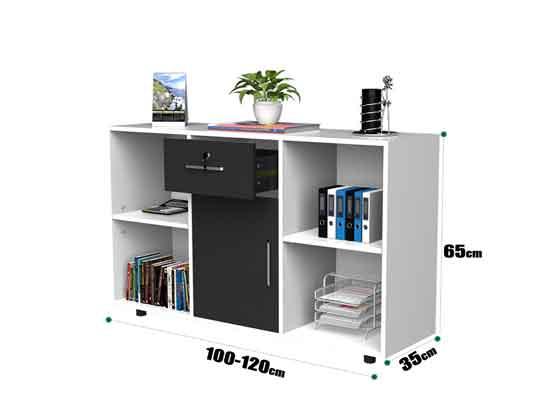 办公用矮柜子尺寸-办公室文件柜-品源文件柜