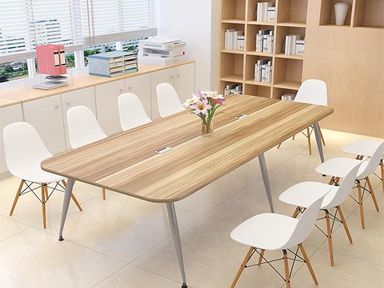 小型板式会议桌-会议桌尺寸-品源会议桌