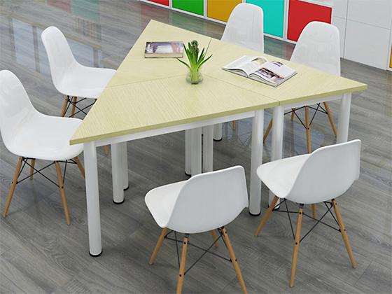 拼接板式40人会议桌-办公室会议桌-品源办公室会议桌