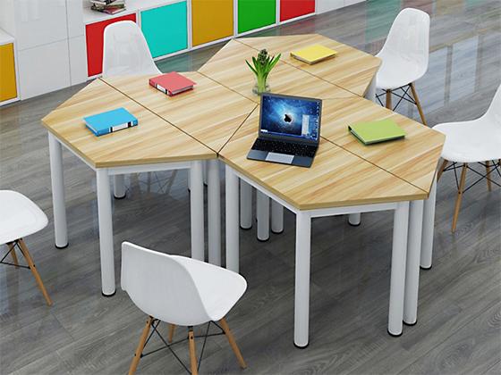 拼接板式40人会议桌-会议桌-品源会议桌