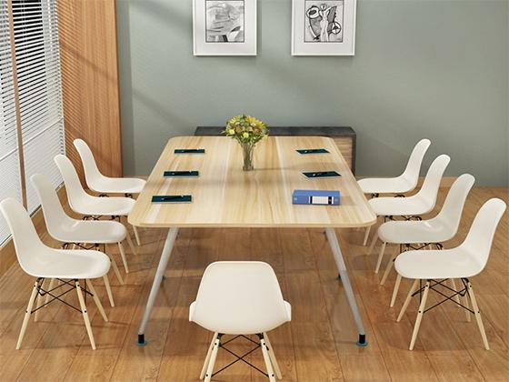 时尚小型洽谈桌椅-办公室会议桌-品源办公室会议桌