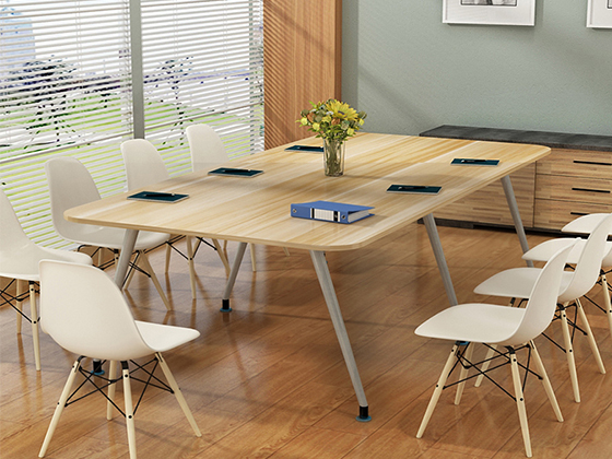 时尚小型洽谈桌椅-会议桌定制-品源会议桌
