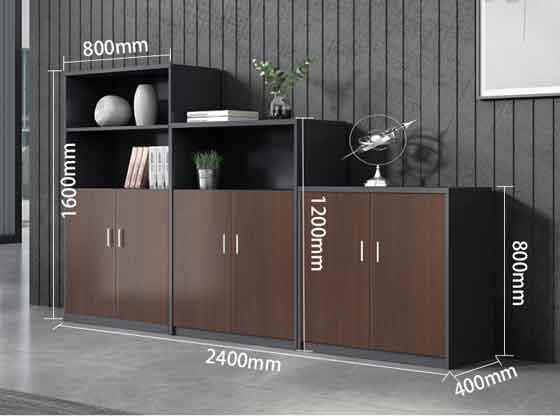 办公家具矮柜尺寸-办公室文件柜-品源文件柜
