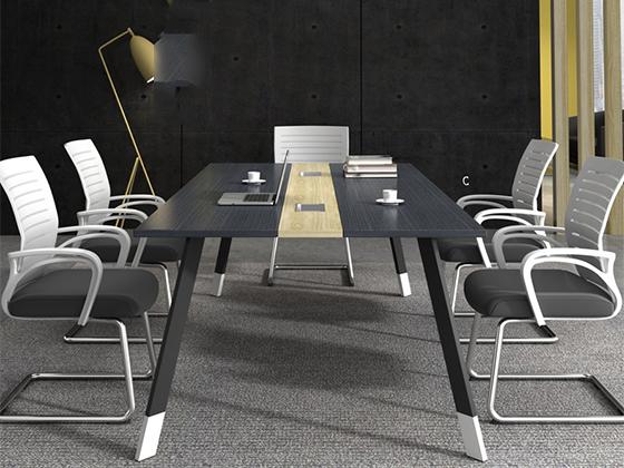 板式会议台-办公室会议桌-品源办公室会议桌