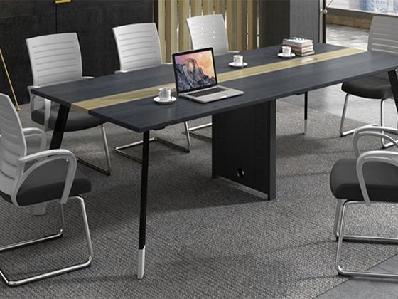 板式会议台-会议桌定制-品源会议桌