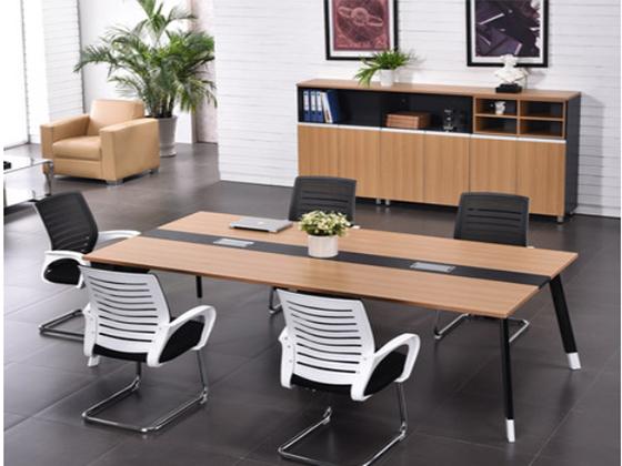 板式家具会议台-会议桌-品源会议桌