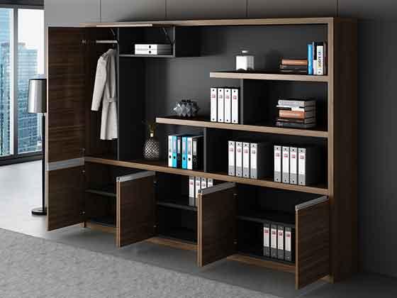 会议室柜子-办公文件柜-品源文件柜