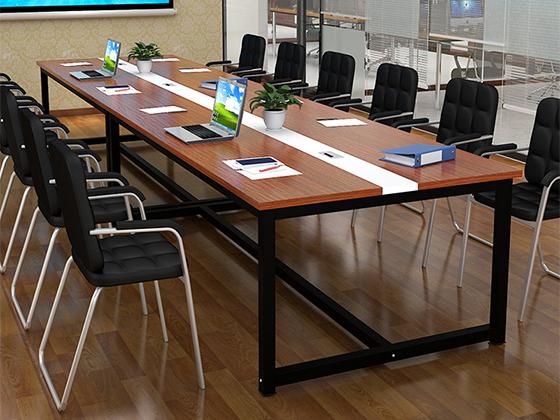 会议桌钢架-会议桌定制-品源会议桌