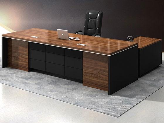 总经理班台-隔断办公桌-品源办公桌