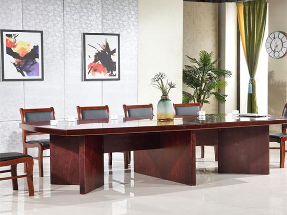 二十人会议桌尺寸-办公室会议桌-品源办公室会议桌