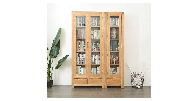 文件柜资料柜实木-办公文件柜-品源文件柜