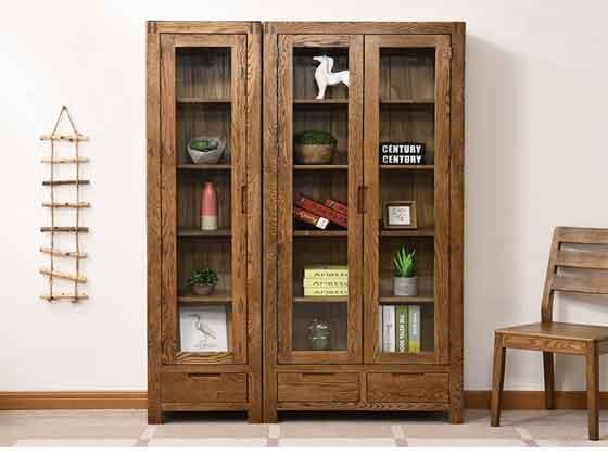 文件柜资料柜木质-办公文件柜-品源文件柜