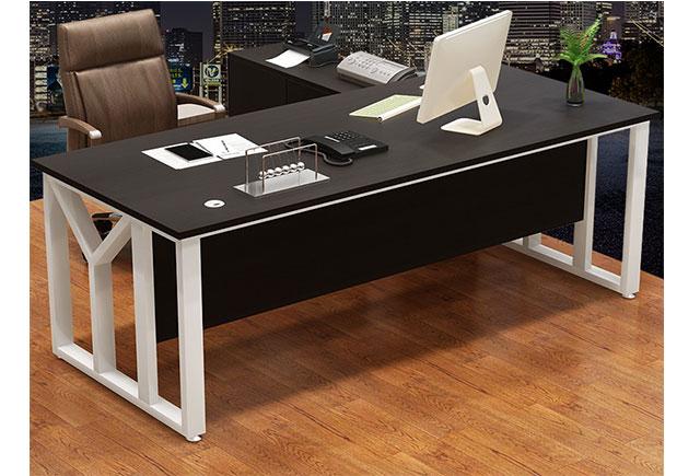 办公桌设计_办公室桌椅设计 WBBT030
