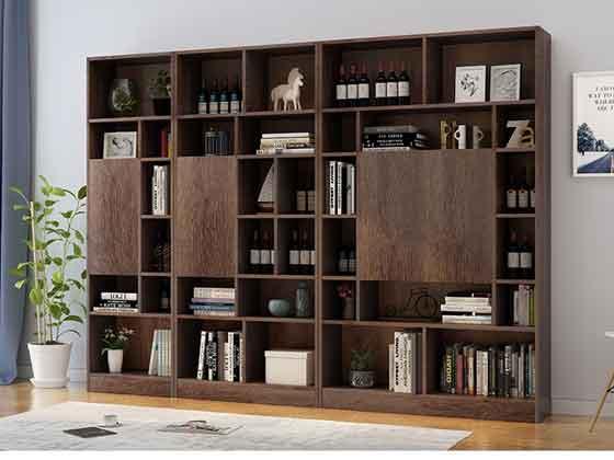 多功能落地文件柜-办公室文件柜-品源文件柜