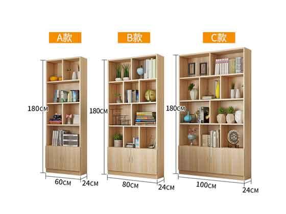 办公柜子定制尺寸-办公室文件柜-品源文件柜