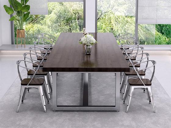 豪华油漆会议桌-会议桌定制-品源会议桌