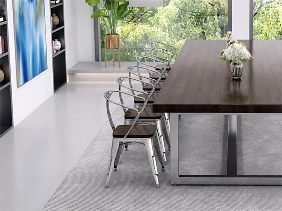豪华的全实木的办公会议桌-会议桌-品源会议桌