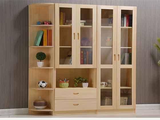 总经理室柜子-文件柜定制-品源文件柜