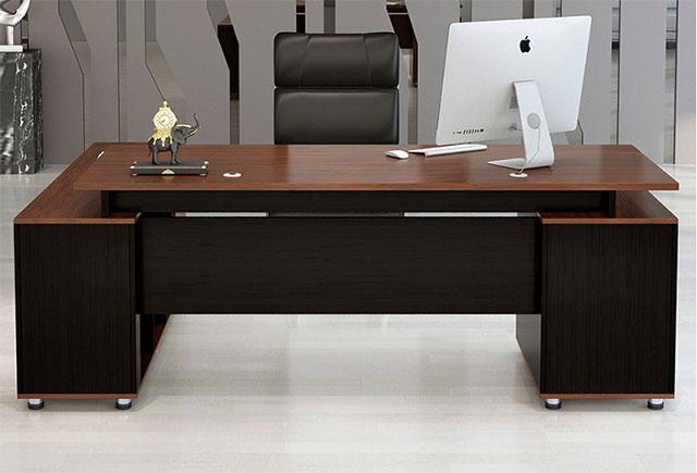 老板桌_老板办公桌_老板桌尺寸 WSBT015