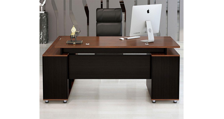 老板桌 -屏风办公桌-品源办公桌
