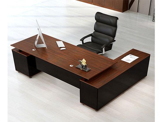 老板桌-屏风办公桌-品源办公桌