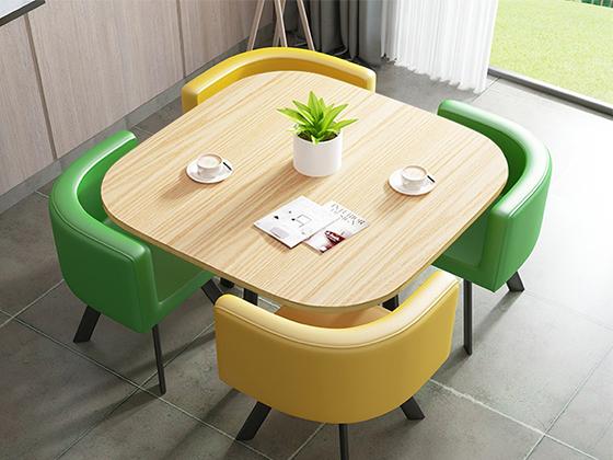 展会用圆桌尺寸-办公室洽谈桌-品源办公室洽谈桌